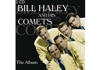 Bill And His Comets Haley - Bill Haley And The Comets-The Album [CD]