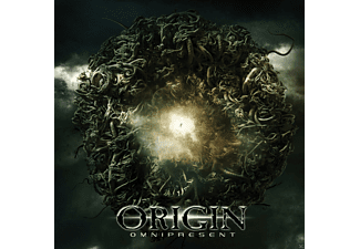 Origin - Omnipresent (Digipak) [CD]