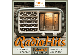 VARIOUS - Golden Radio Hits 1946-1960 [CD]