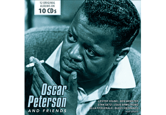 Oscar Peterson, VARIOUS - Oscar Peterson And Friends - (CD)