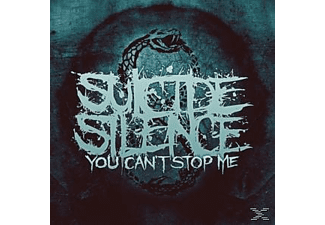 Suicide Silence - You Can't Stop Me [CD + DVD]