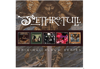 Jethro Tull - Original Album Series (5 Cd Box) [CD]
