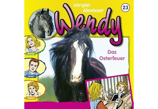 Wendy - Folge 23: Das Osterfeuer - (CD)