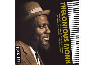 Thelonious Monk - Thelonious Monk-Wallet Box [CD]