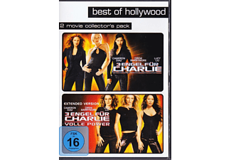 Drei Engel für Charlie / Drei Engel für Charlie - Volle Power (Best Of Hollywood) [DVD]