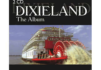 VARIOUS - Dixieland - The Album [CD]