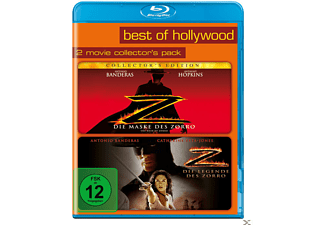 Die Maske des Zorro / Die Legende des Zorro (Best Of Hollywood) - (Blu-ray)
