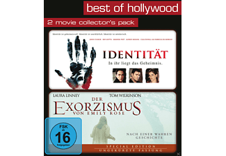 Identität / Der Exorzismus von Emily Rose (Best Of Hollywood) [Blu-ray]