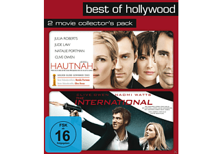 Hautnah / The International (Best Of Hollywood) [Blu-ray]