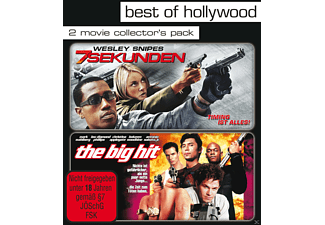 7 Sekunden / The Big Hit (Best Of Hollywood) - (Blu-ray)