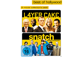 Snatch - Schweine und Diamanten / Layer Cake (Best Of Hollywood) - (Blu-ray)