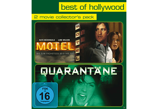 Motel / Quarantäne (Best Of Hollywood) - (Blu-ray)