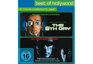 The 6th Day / Terminator 3 - Rebellion der Maschinen (Best Of Hollywood) [Blu-ray]