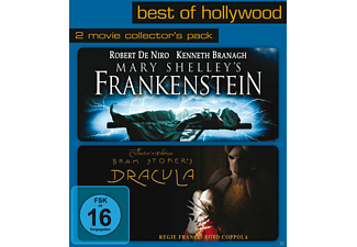 Mary Shelley's Frankenstein / Bram Stoker's Dracula (Best Of Hollywood) [Blu-ray]