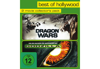 Godzilla / Dragon Wars (Best Of Hollywood) - (Blu-ray)