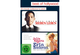 Sieben Leben / Erin Brockovich (Best Of Hollywood) [DVD]