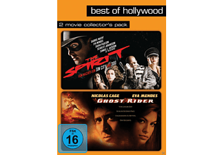 The Spirit / Ghost Rider (Best Of Hollywood) - (DVD)
