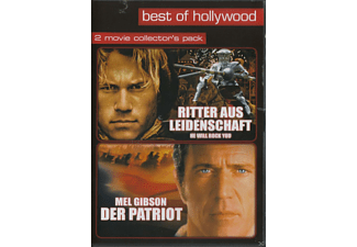 Ritter aus Leidenschaft / Mel Gibson - Der Patriot (Best Of Hollywood) [DVD]