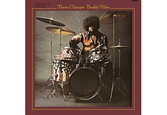 Buddy Miles - Them Changes (Vinyl LP (nagylemez))