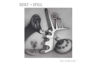 Built To Spill - You In Reverse (Vinyl LP (nagylemez))