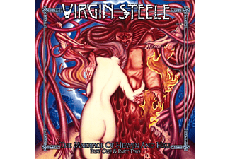 Virgin Steele - The Marriage of Heaven & Hell, Pts.1 & 2 (CD)