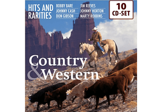 Cash, Johnny/Luman, Bob/Gibson, Don/+ - Country & Western-Hits And Rarieties [CD]