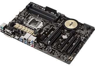 ASUS H97 Pro 1150p DDR3 1600 Mhz Anakart