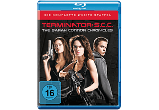 Terminator: The Sarah Connor Chronicles - Staffel 2 [Blu-ray]
