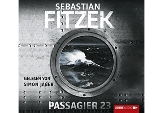 Passagier 23 - 4 CD - Krimi/Thriller