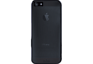 PURO PU-005886 Mirror Backcover Apple iPhone 5, iPhone 5s Polycarbonat Schwarz
