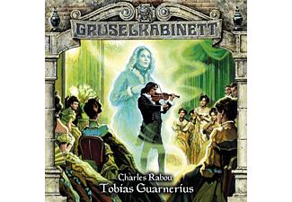 Gruselkabinett 94: Tobias Guarnerius - (CD)