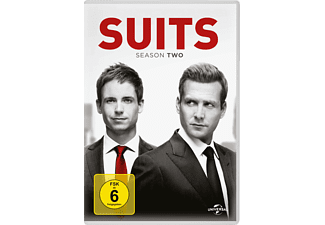 Suits - Staffel 2 [DVD]