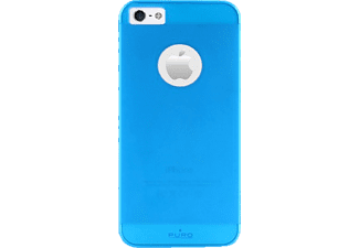 PURO PU-006270 Rainbow, Apple, Backcover, iPhone 5, iPhone 5s, Polycarbonat, Blau