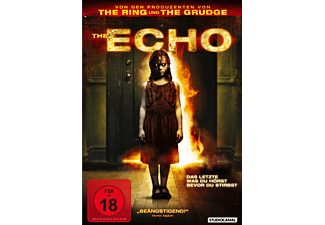 The Echo Horror DVD