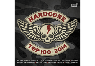 Hardcore Top 100 2014 | CD