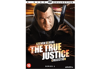 The True Justice Collection | DVD