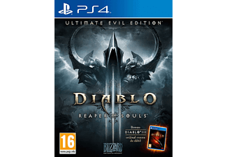 ARAL Diablo 3 Ultimate Evil Edition PlayStation 4
