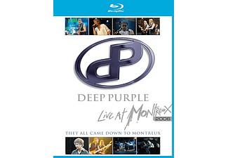 Deep Purple - Live at Montreux 2006 (Blu-ray)