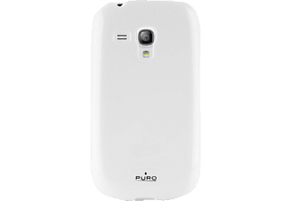 PURO PU-005961 Back Case Plasma, Hartschale, Galaxy S3 mini, Weiß