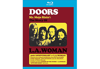 The Doors - Mr. Mojo Risin' - The Story of L.A. Woman (Blu-ray)