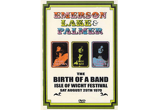 Emerson, Lake and Palmer - Birth Of A Band - Live 1970 (DVD)