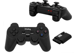 FRISBY FGP-W510PU Wireless USB PC/PS2/PS3 Gamepad