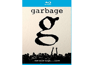 Garbage - One Mile High...Live (Blu-ray)