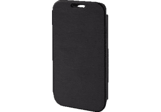 "HAMA ""Slim"" Bookcover Samsung Galaxy S5 mini High-Tech-Polyurethan (PU) Schwarz"