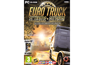 Euro Truck Simulator 2 - Going East PC