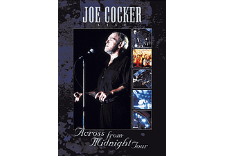 Joe Cocker - Across From Midnight Tour (DVD)