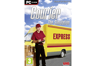 Courier The Simulation PC