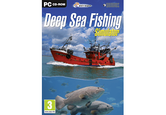 Deep Sea Fishing Simulator PC