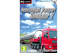 Heavyweight Transport Simulator 2 PC