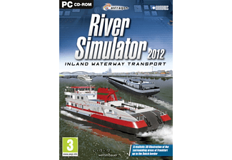 River Simulator 2012 - Inland Waterway Transport PC